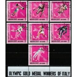 Mahra (Aden) 1968. Olympic...
