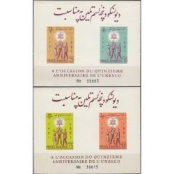 Afghanistan 1962. UNESCO...