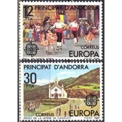 Andora (isp) 1981. Liaudies...