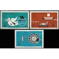 Turkija 1979. Paštas ir ryšiai