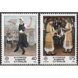 Cyprus 1981. Folklore