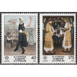 Kipras 1981. Liaudies kultūra