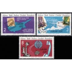 Turkų Kipras 1979. Paštas...