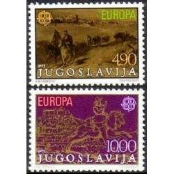 Yugoslavia 1979. Post &...