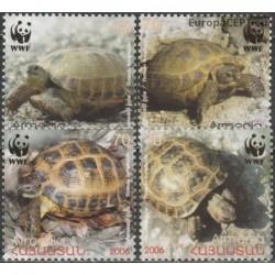Armenia 2007. Turtles