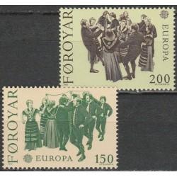 Faroe Islands 1981. Folklore
