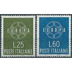 Italija 1959. Europa...