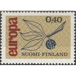 Suomija 1965. CEPT: paštas,...