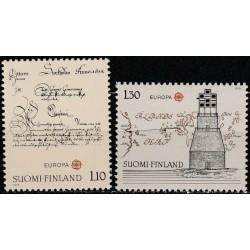 Suomija 1979. Paštas ir ryšiai