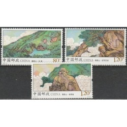 China 2015. Qingyuan Mountains