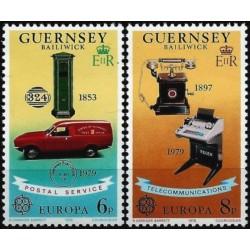 Guernsey 1979. Post &...