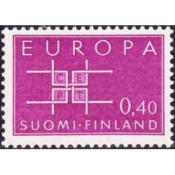 Finland 1963. CEPT:...