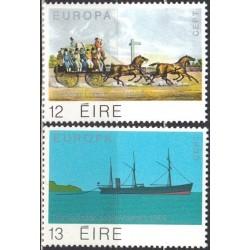 Airija 1979. Paštas ir ryšiai