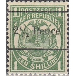 Transvaal (ZAR) 1893. Coats...