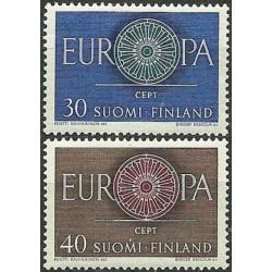 Suomija 1960. Stilizuotas...