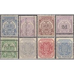 Transvaal (ZAR) 1885-1895....