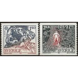 Švedija 1981. Liaudies kultūra