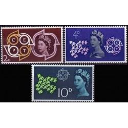 Great Britain 1961. CEPT:...