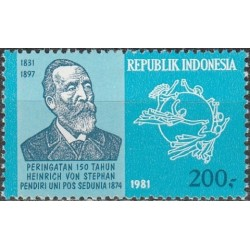 Indonesia 1981. Co-founder...