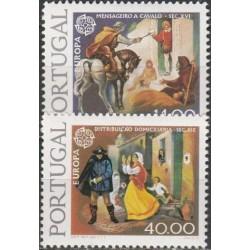 Portugalija 1979. Paštas ir...