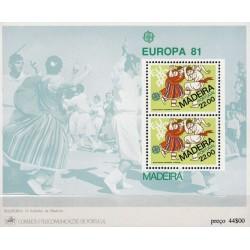 Madeira 1981. Liaudies kultūra
