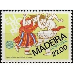 Madeira 1981. Folklore