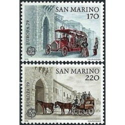 San Marino 1979. Post &...