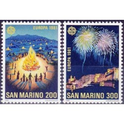 San Marino 1981. Folklore