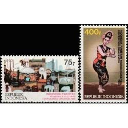 Indonesia 1990. Relations...