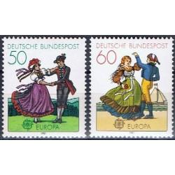 Germany 1981. Folklore