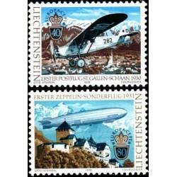 Liechtenstein 1979. Post &...