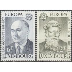 Liuksemburgas 1980. Žymūs...