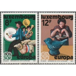 Luxembourg 1981. Folklore