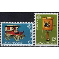 Liuksemburgas 1979. Paštas...