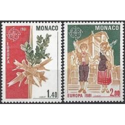Monaco 1981. Folklore