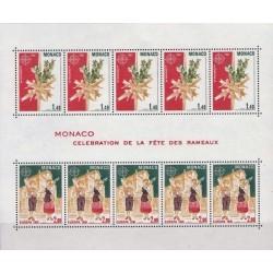 Monakas 1981. Liaudies kultūra