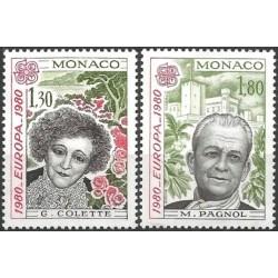 Monaco 1980. Famous People