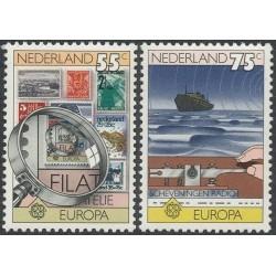 Nyderlandai 1979. Paštas ir...