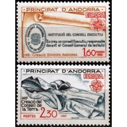 Andorra (french) 1982....