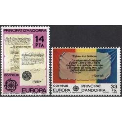 Andorra (spanish) 1982....