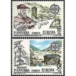 Andora (isp) 1983. Žmonijos...