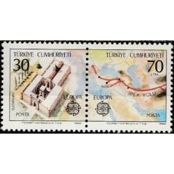 Turkey 1982. Historic Events