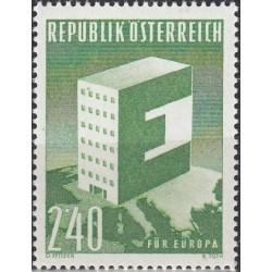 Austrija 1959. Už Europą