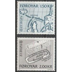 Farerų salos 1982....
