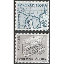 Faroe Islands 1982....