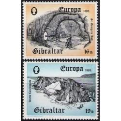 Gibraltar 1983. Great Works...