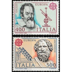 Italy 1983. Great Works of...