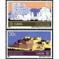 Malta 1983. Great Works of...