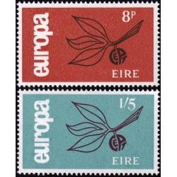Airija 1965. CEPT: paštas,...