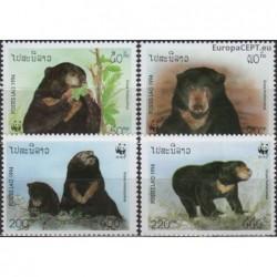 Laos 1994. Sun bear